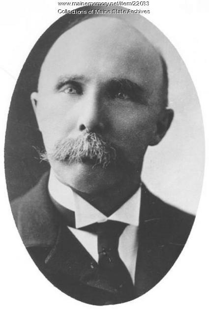 Oliver B. Clason, Gardiner, ca. 1899