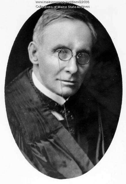 Luere B. Deasy, Bar Harbor, ca. 1909