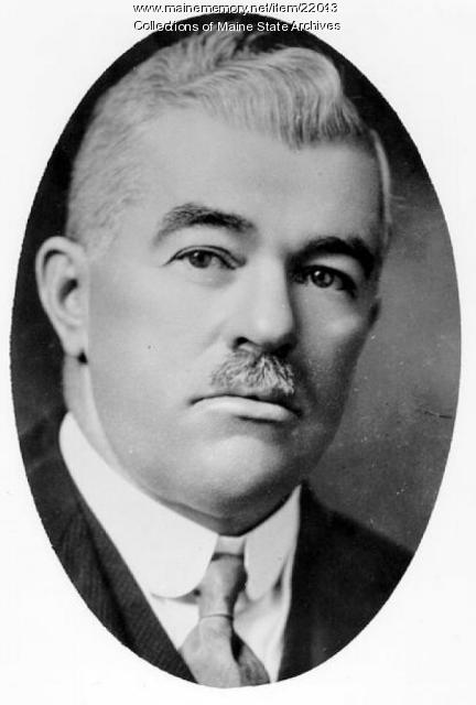 Leon F. Higgins, Brewer, ca. 1919