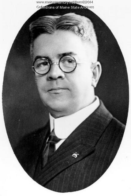 Charles E. Gurney, Portland, 1921