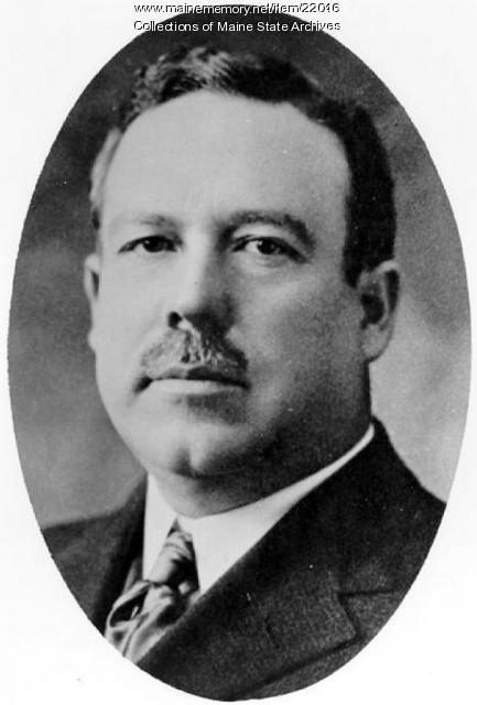 Frank G. Farrington, Augusta, 1924
