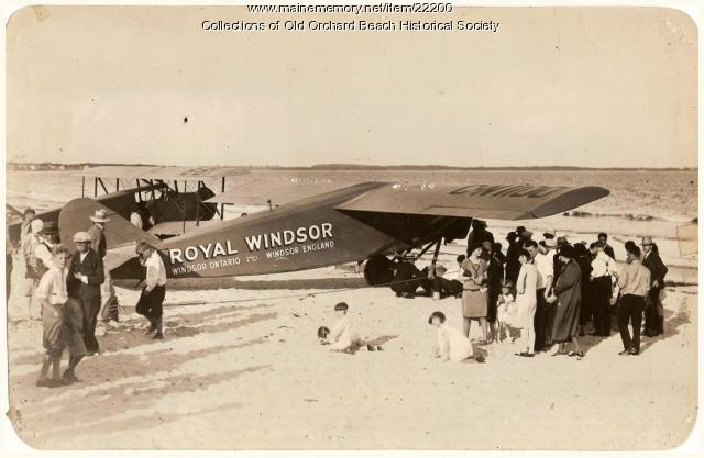 Royal Windsor, Old Orchard Beach, 1927