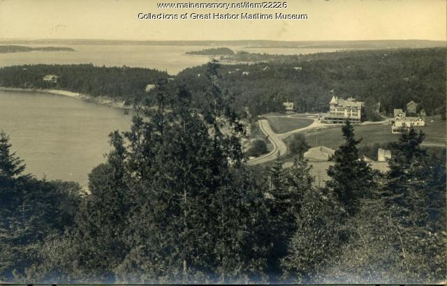Seaside Inn, Seal Harbor, ca. 1920