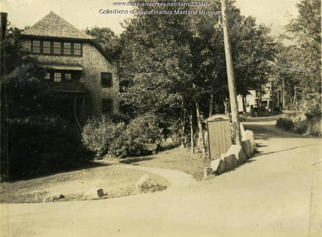 Seal Harbor Neighborhood House, ca. 1935