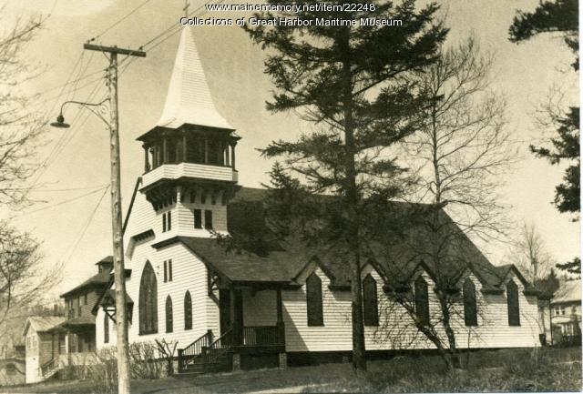 St. Ignatious Church, Northeast Harbor
