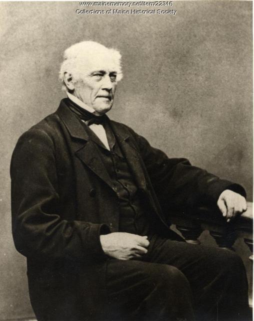 Joseph Libbey, Portland, ca. 1865