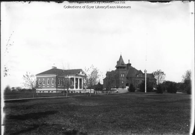 Thornton Academy, Saco, ca. 1903