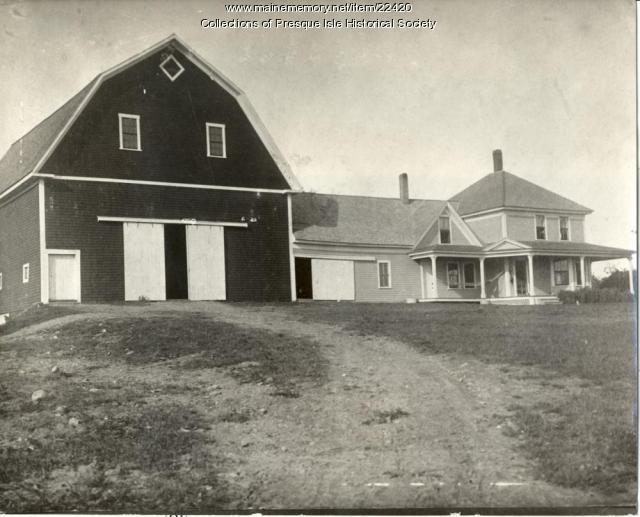 Akeley farm, Fort Street, Presque Isle