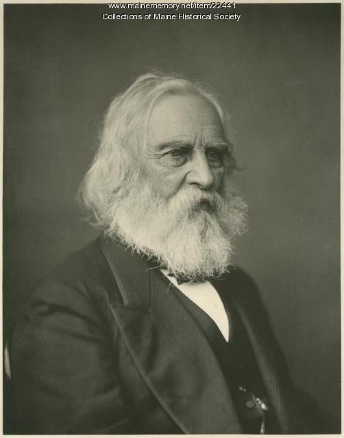 Henry Wadsworth Longfellow, ca. 1876