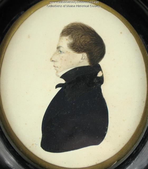 Alexander W. Longfellow, Portland, ca. 1825