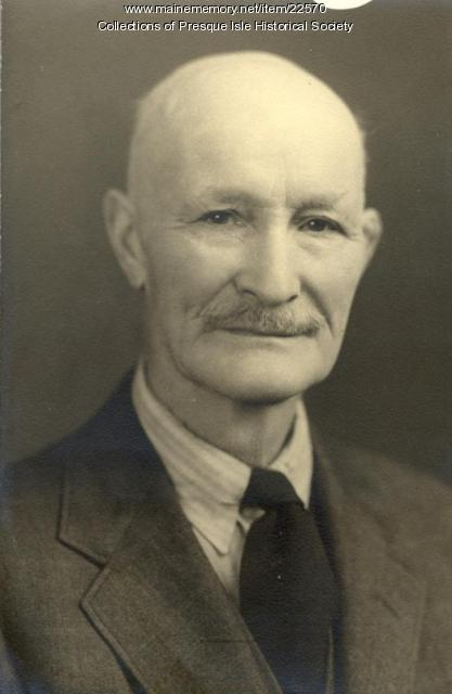 George Winfield Akeley, ca. 1945