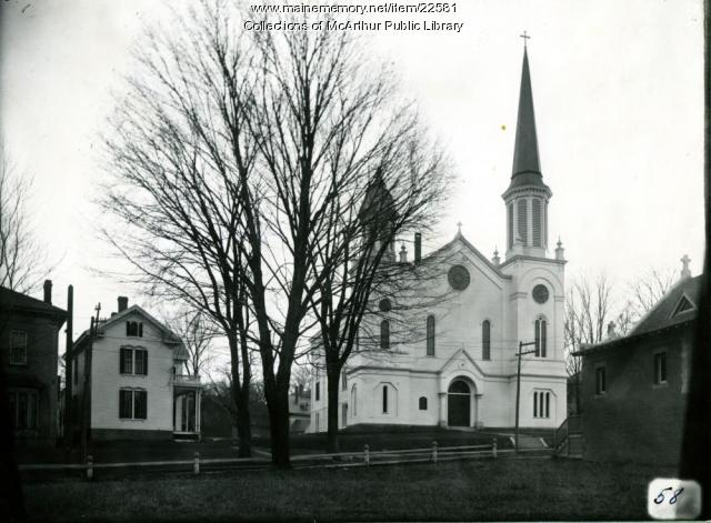 Second Congregational Church, Biddeford, 1910