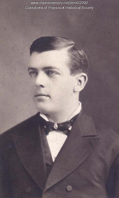 William A. Moody, Brunswick, 1878