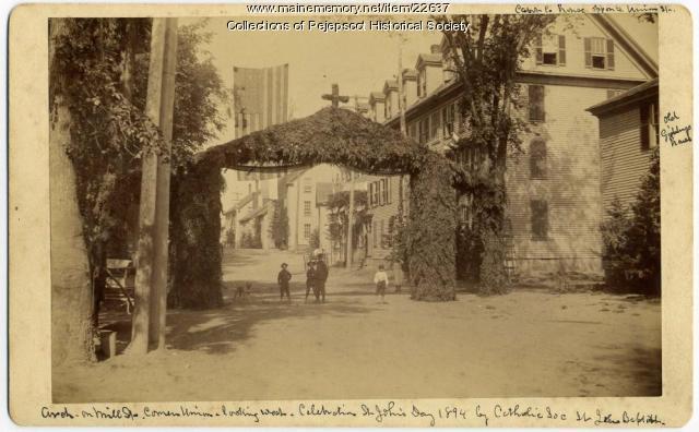 St. John's Day, Brunswick, 1894