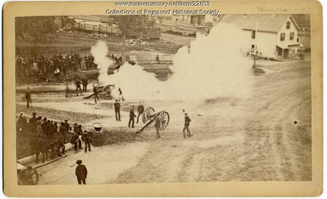 Anniversary, 150th for Brunswick, 1889