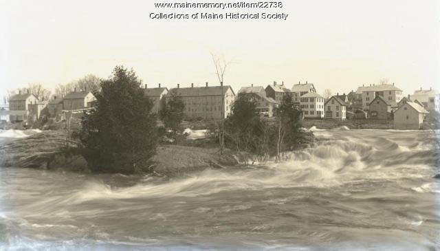 Cabot Manufacturing Co., Brunswick, ca. 1895