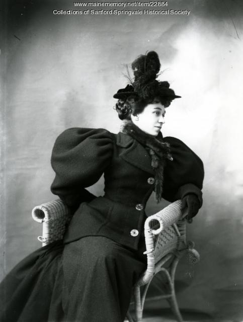 Unidentified Woman, Sanford ca. 1900