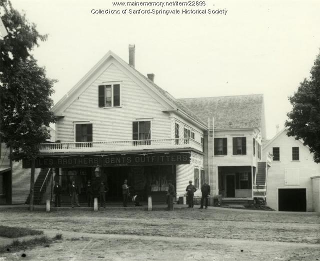 Stiles Brothers, Springvale, ca. 1895