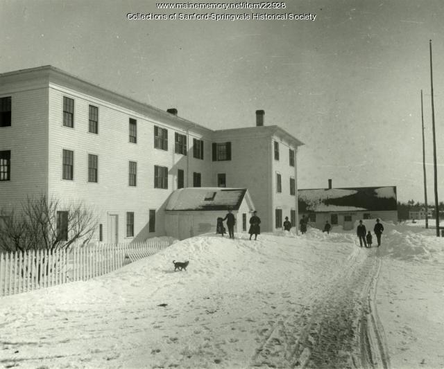 Springvale House, Early 1900s