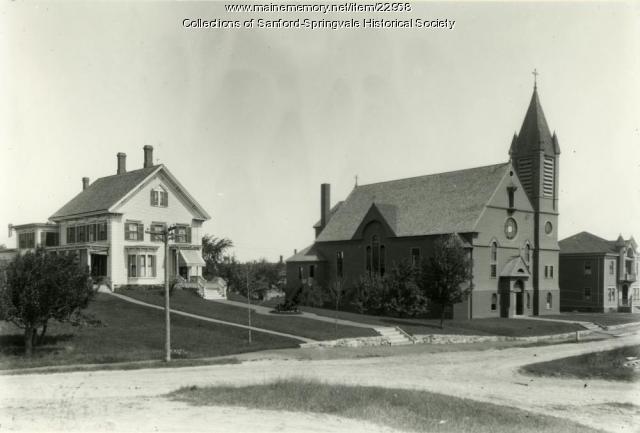St. Ignatius Parish, Sanford, 1904
