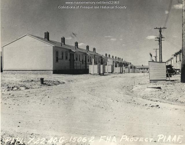 Fairview Acres, Presque Isle, 1944