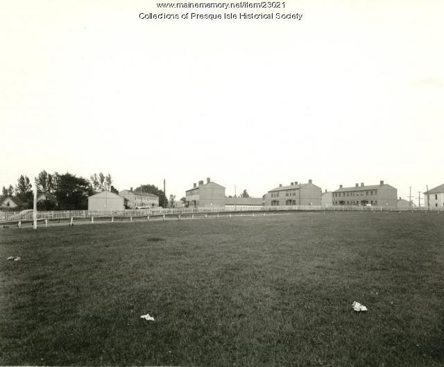 Braden Terrace, Presque Isle, 1944