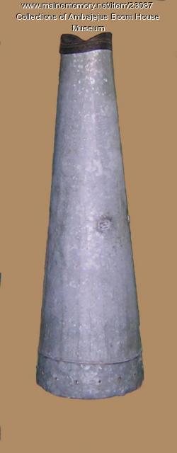 Underwater periscope, Ambajejus, ca. 1940