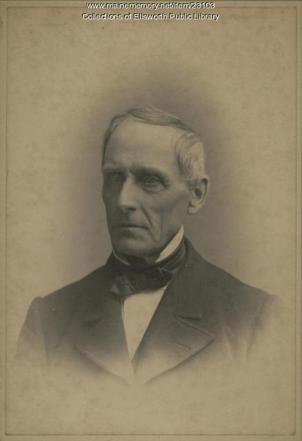 James Foss Davis, Ellsworth, ca. 1875