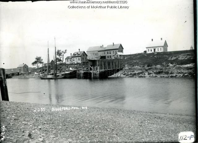 Fort Hill, Biddeford, ca. 1906