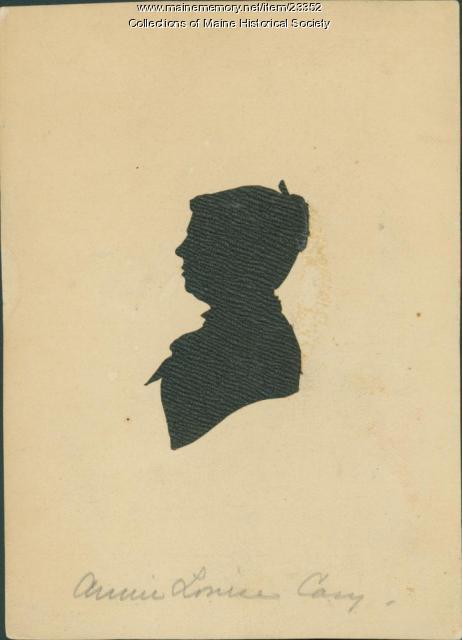 Annie Louise Cary, Wayne, ca. 1880