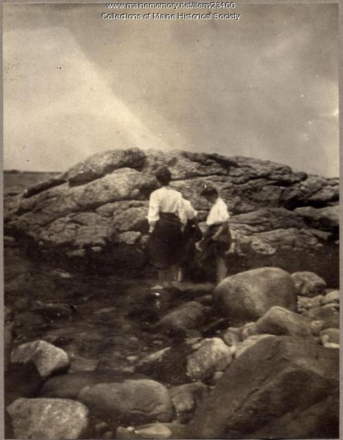 Ocean Point, Boothbay, 1907