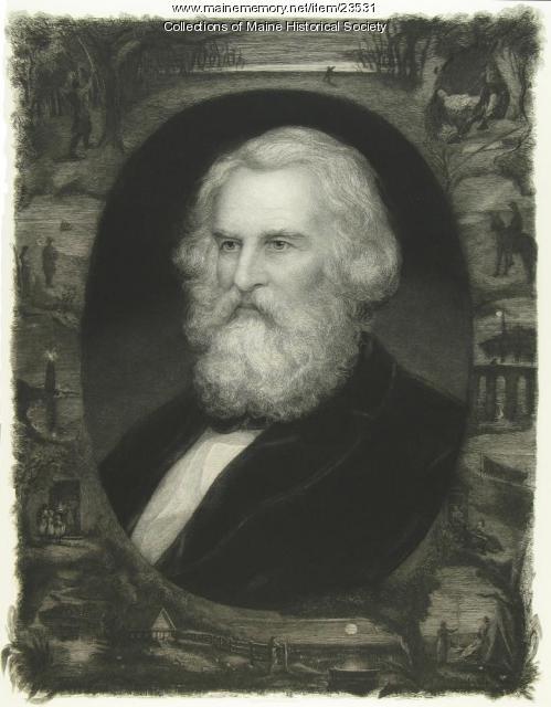 Henry Wadsworth Longfellow, Cambridge, 1881