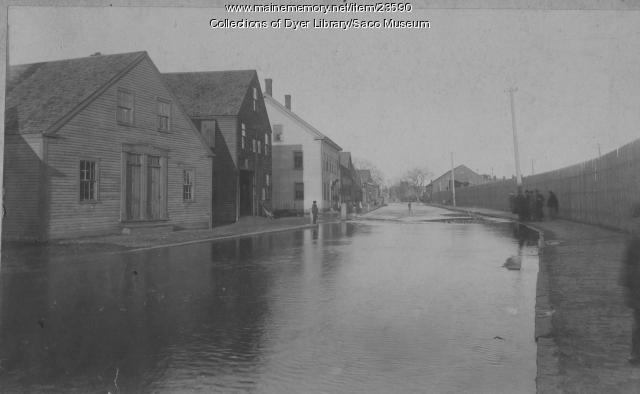 Biddeford Flood, 1885