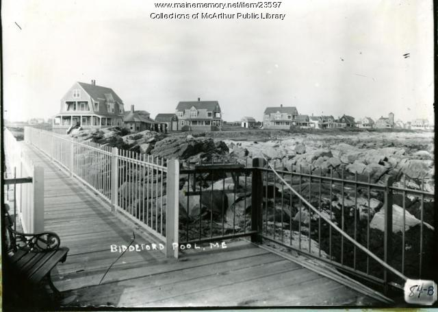 South Point, Biddeford Pool, ca. 1910