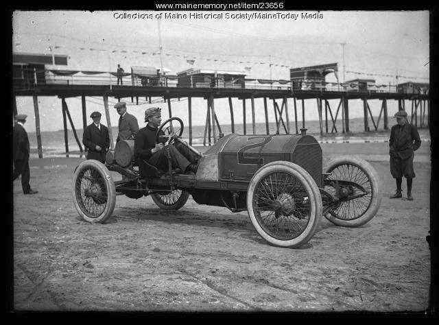 Car No. 2, Old Orchard Beach, ca. 1912