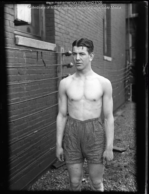 John Walker, Biddeford, ca. 1923
