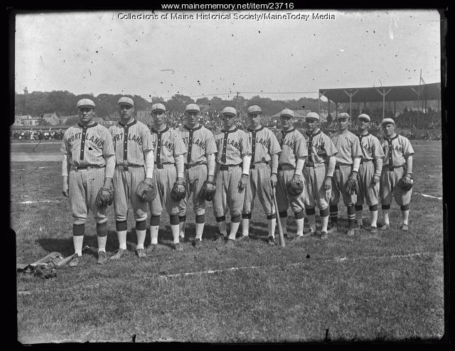 Green Sox, Portland, 1925