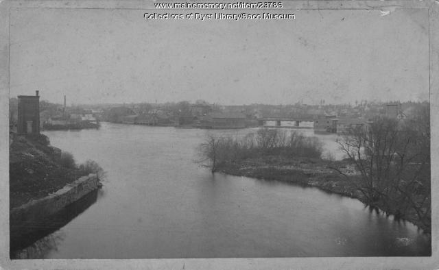 Saco River, ca. 1900