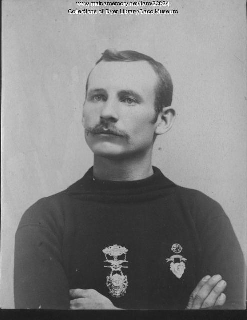 Jack Lawrence, ca. 1890