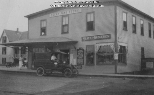 Ocean Park Store, 1915