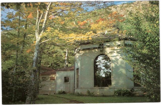 Abbe Museum, Sieur de Monts, Bar Harbor, ca. 1970