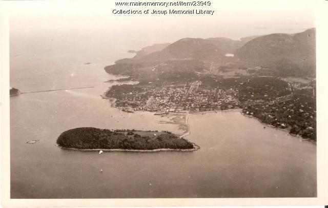 Bar Harbor, Mount Desert, ca. 1920