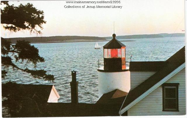 Bass Harbor Head Light, ca. 1980