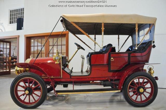 1906 Autocar, Type VII, Touring