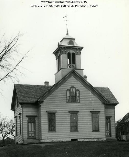 Limerick Academy, Limerick, ca. 1890