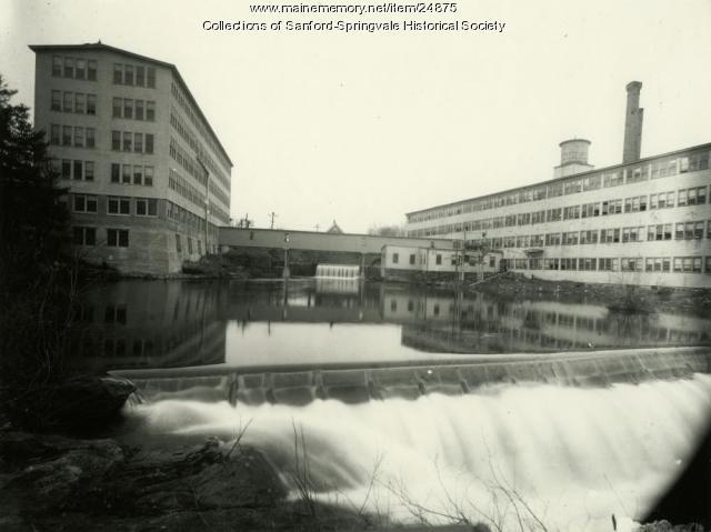 Sears & Roebuck Shoe Factories, Springvale, ca. 1912