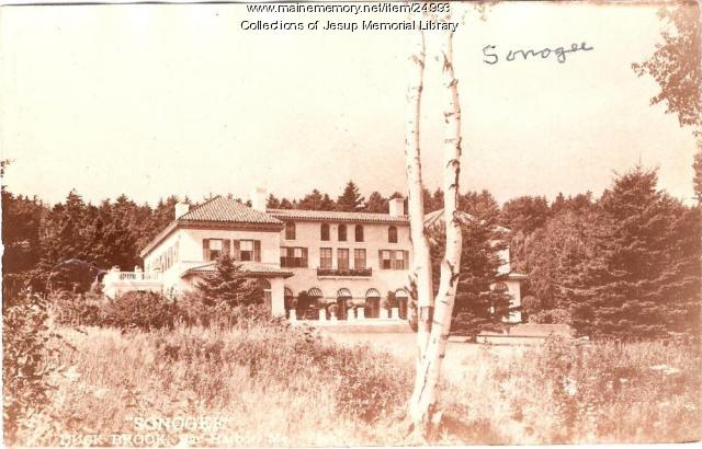 Sonogee, Duck Brook, Bar Harbor, ca. 1950