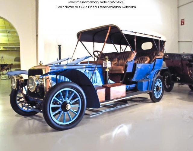 1905 Panhard & Levassor Tourer