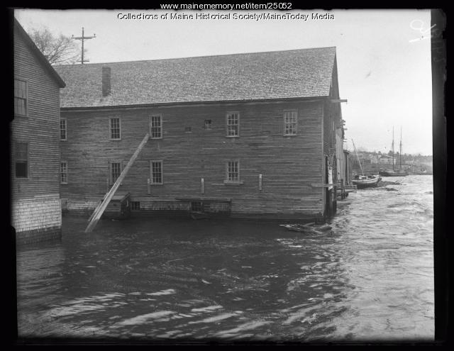 Ellsworth flood, 1923