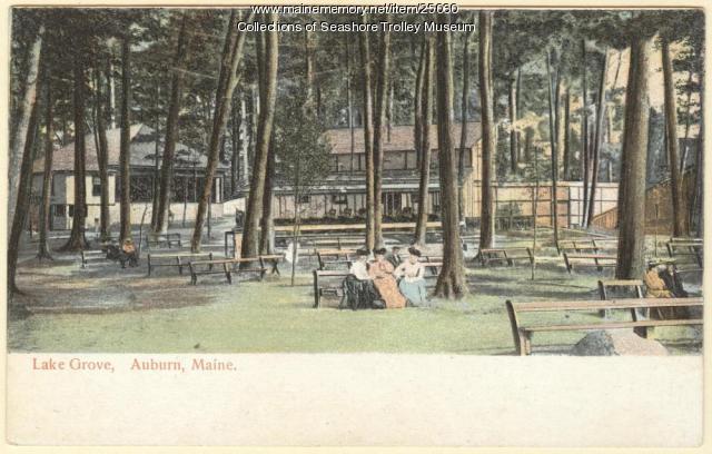 Lake Grove, Auburn, ca. 1900